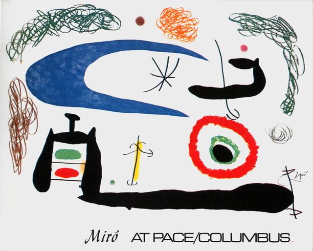 Joan Miró, 'Dormir sous la Lune', 1976, ArtWise