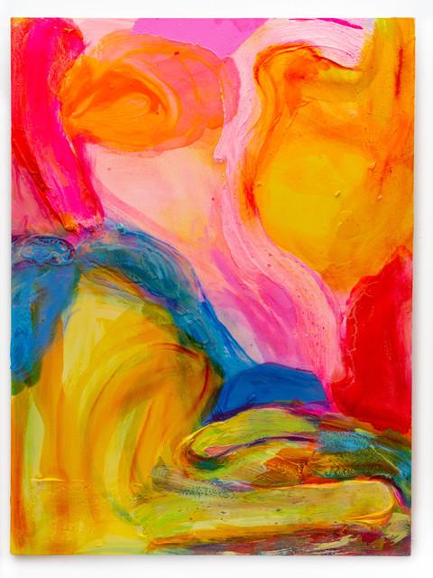 Debra Drexler, 'Yellow Spring', 2017, Front Room Gallery