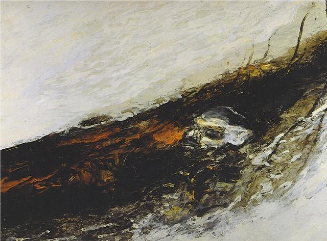 Hughie O'Donoghue, 'Liquid Earth', 1984, Oliver Sears Gallery