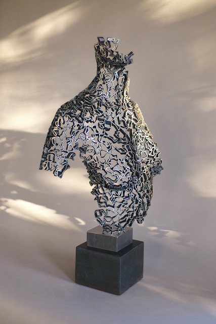 , 'Naked Lace,' 2017, Galerie A. Leadouze