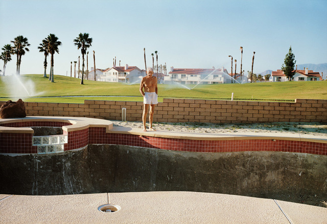 Larry Sultan, 'Empty Pool, from the series Pictures from Home  ', 1991, Yancey Richardson Gallery