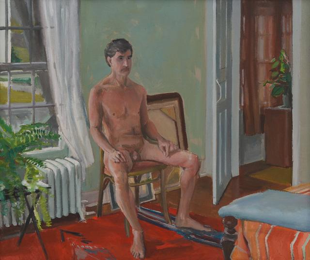 , 'Portrait of Rob Stuart,' 1990, Galerie Thomas Fuchs