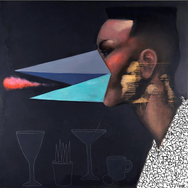 Miglė Kosinskaitė, 'Gossip II', 2018, nobig.art