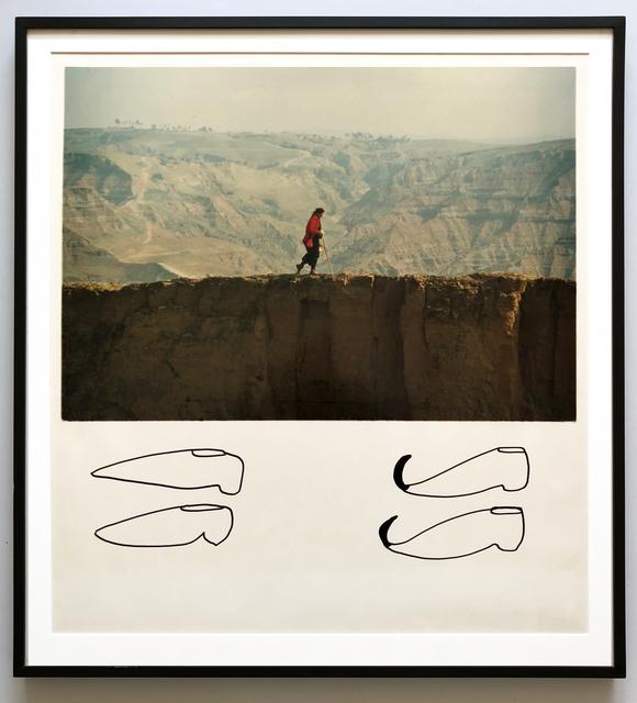 , 'The Lovers (Walking the Wall),' 1988/printed 1996, Joseph K. Levene Fine Art, Ltd.