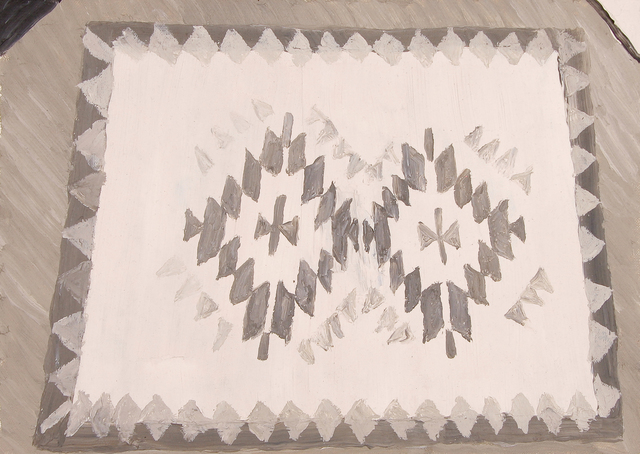 , 'Alfombra Chilena 1,' 2013, Galeria Leme
