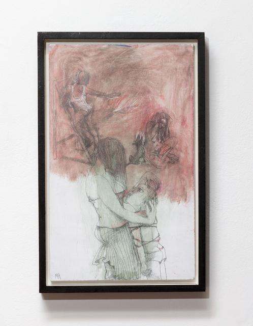 , 'Drawing 38,' 2016, Joanna Bryant & Julian Page