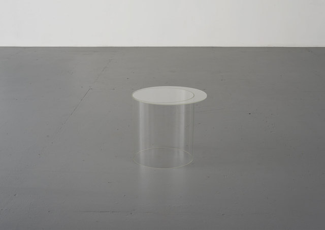 , 'GT (Glass Table),' 2016, Volume Gallery