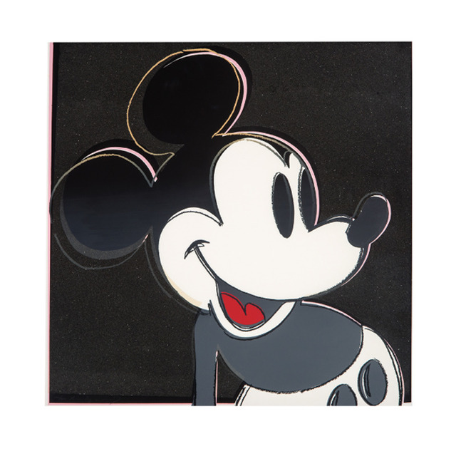 Andy Warhol, 'Mickey Mouse', 1981, David Benrimon Fine Art