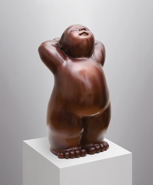 Mariela Garibay, 'Waking Up ', 2020, Sculpture, Bronze, Italian Fine Art Gallery