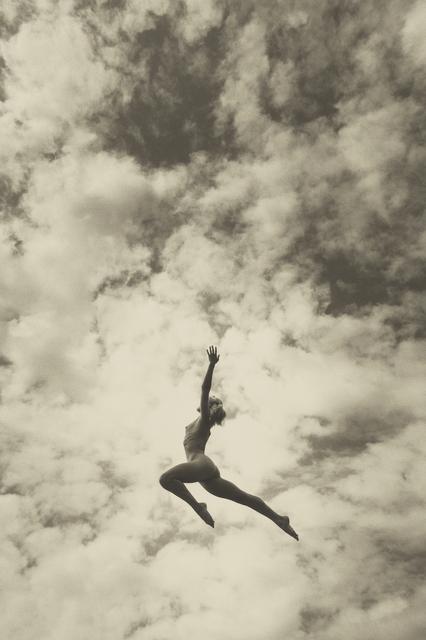 , 'National Danish Gymnastc Team Sky #28,' 2001, CAMERA WORK