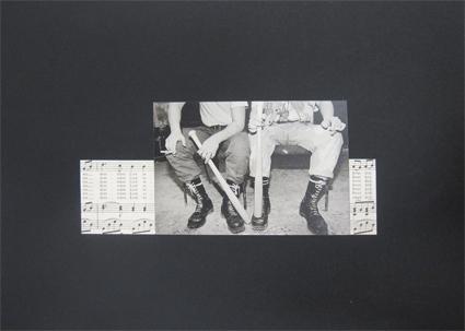 , 'ein deutsches lied,' 1993, Christine König Galerie