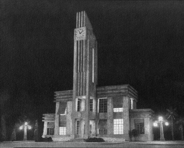 , 'Municipalidad Loberia (Salamone),' 2001, PDNB Gallery