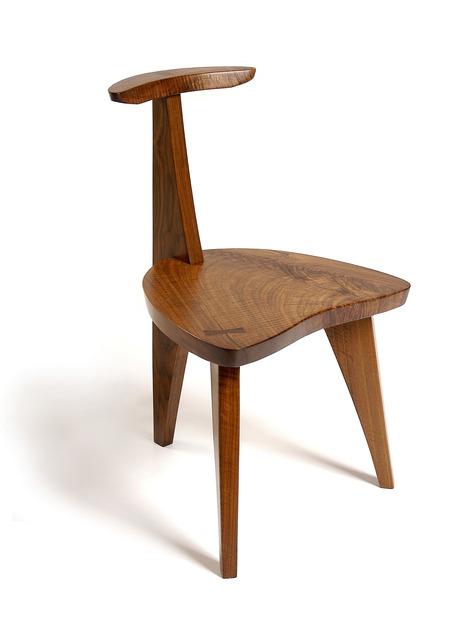Mira Nakashima, 'Concordia Chair', 2018, Jessica Hagen Fine Art + Design