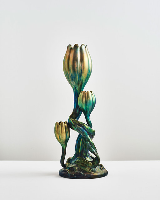 , 'Triple Tulip Vase,' 1895, Jason Jacques Gallery