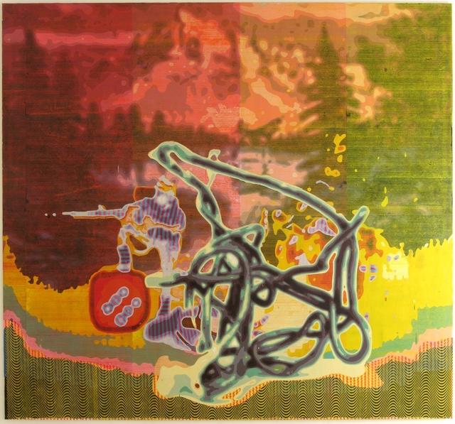 , 'Big Wire,' 2008, Galería Juana de Aizpuru