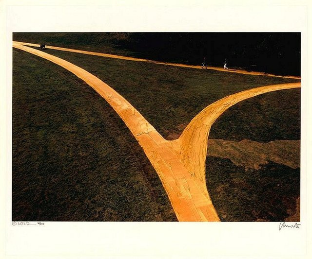 Christo and Jeanne-Claude, 'Wrapped Walk Ways', ARTEDIO