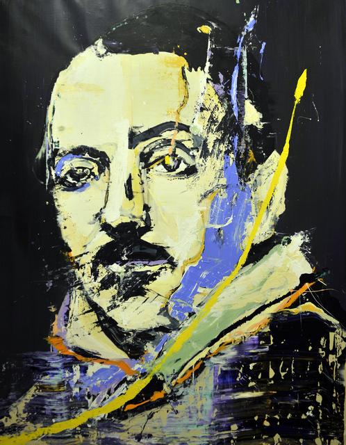 , 'Tizian Man,' 2018, Lachenmann Art