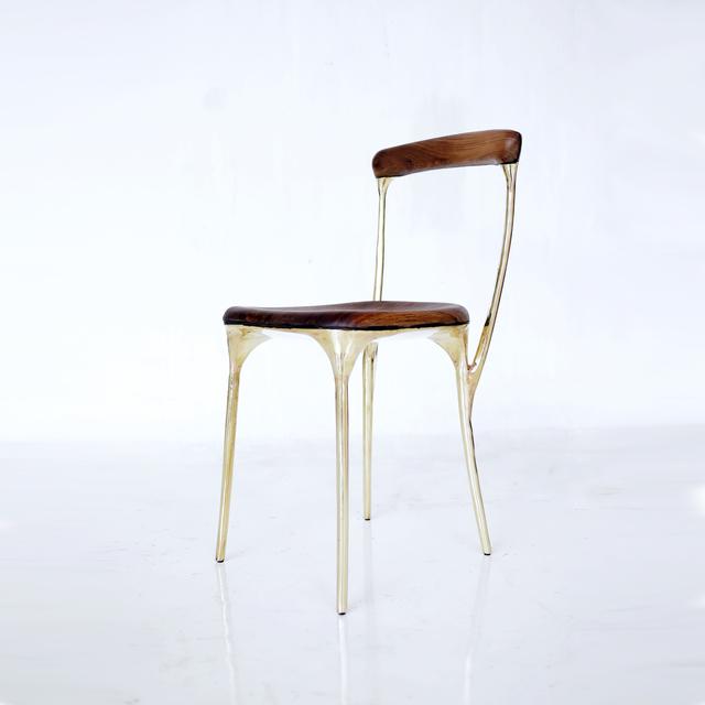 Valentin Loellmann, 'Brass Chair ', 2019, Twenty First Gallery