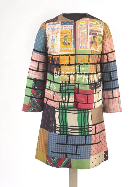 , 'Urban Wall Suit,' ca. 1969, Brooklyn Museum