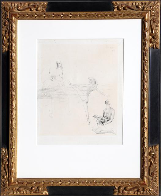 Pablo Picasso, 'Salomé from La Suite des Saltimbanques', 1905, RoGallery