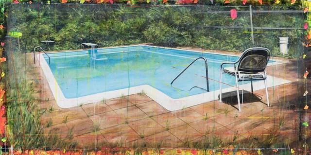 , 'MacDonough's Pool ,' 2017, Winston Wächter Fine Art
