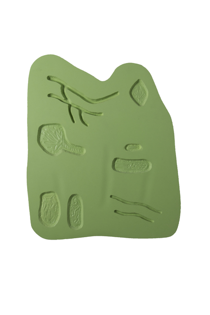 , 'Fósil IV (verde),' 2017, SKETCH