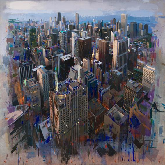 , 'Chicago,' 2017, Sala Parés - Galería Trama