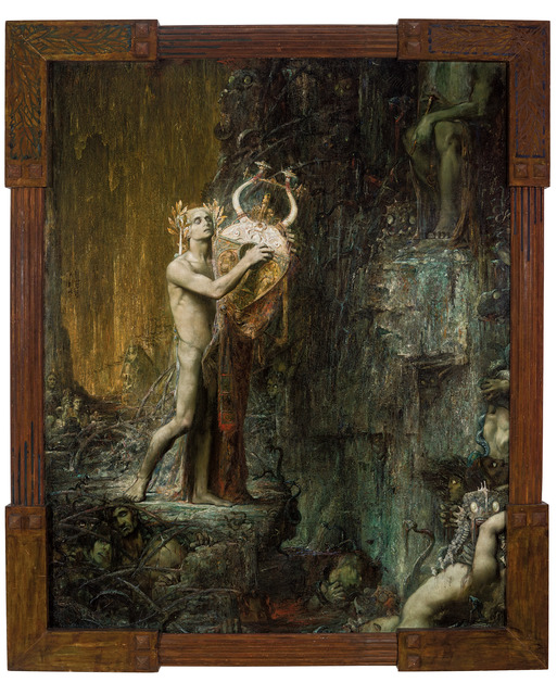 , 'Orpheus in Hades ,' 1897, Guggenheim Museum