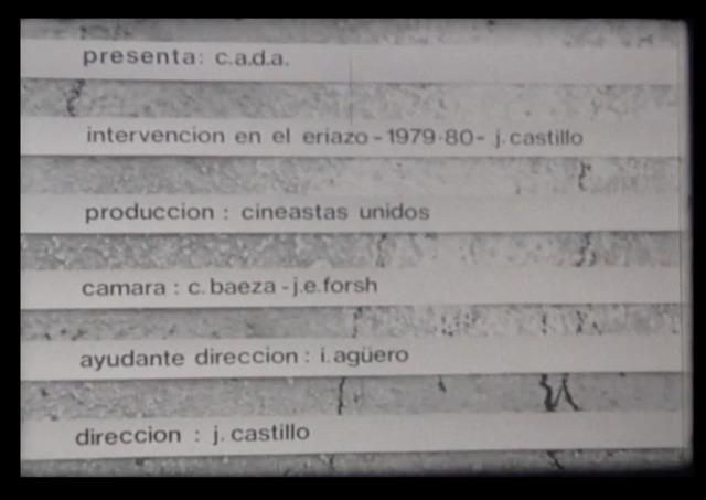 , 'Intervención en el eriazo ,' 1970-1980, Isabel Aninat