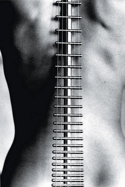 Ralph Gibson, 'Light Strings(2003)', 2003, Kunzt Gallery