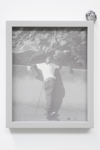, 'Half Exposed at the Dam with a Standin,' 2014, Wil Aballe Art Projects | WAAP