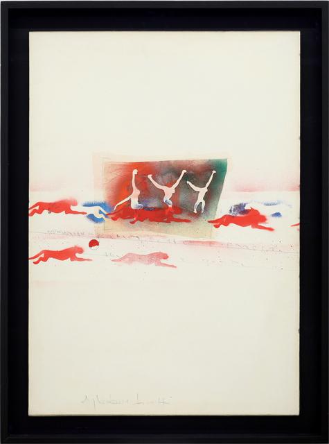 , 'Ancora quanti salti di palo in frasca,' ca. 1987, Dep Art Gallery
