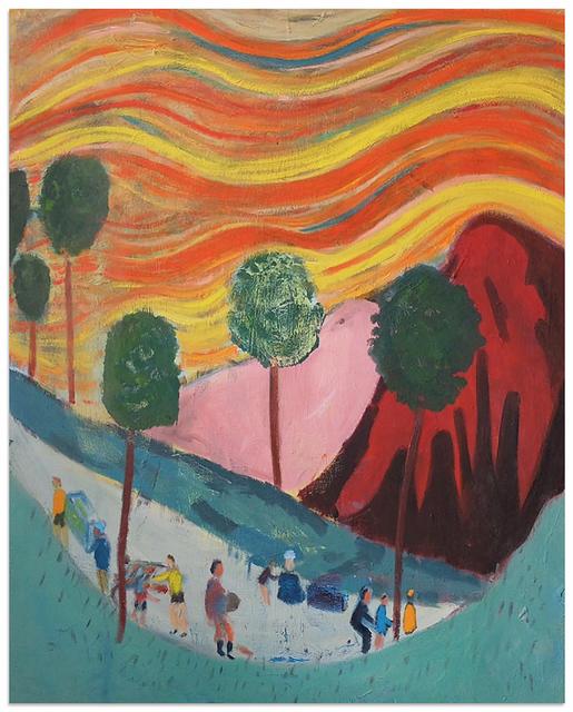 , 'Japanese Landscape I,' 2017, Anna Zorina Gallery