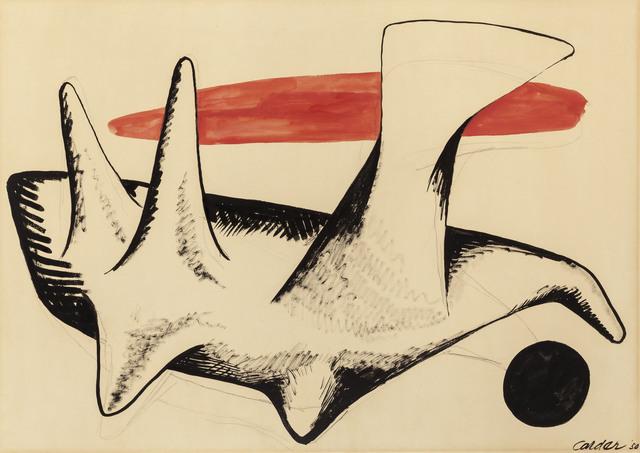, 'Untitled ,' 1950, Omer Tiroche Gallery