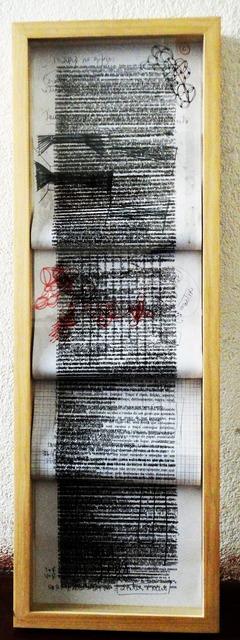 , 'Caderno 3,' 2010, Central Galeria de Arte