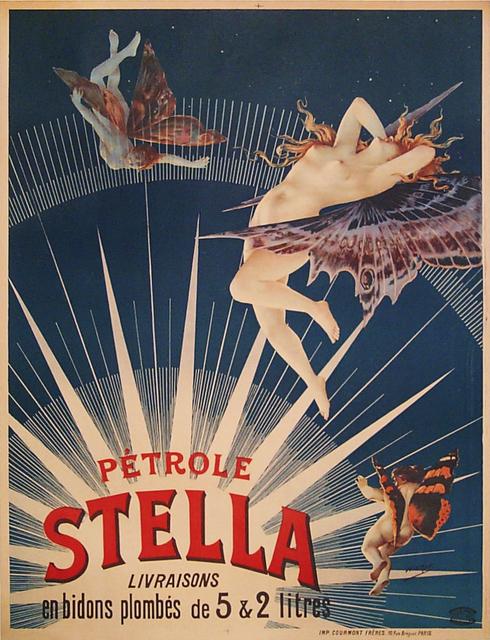 , 'Petrole Stella - Lamp Oil,' 1897, Omnibus Gallery