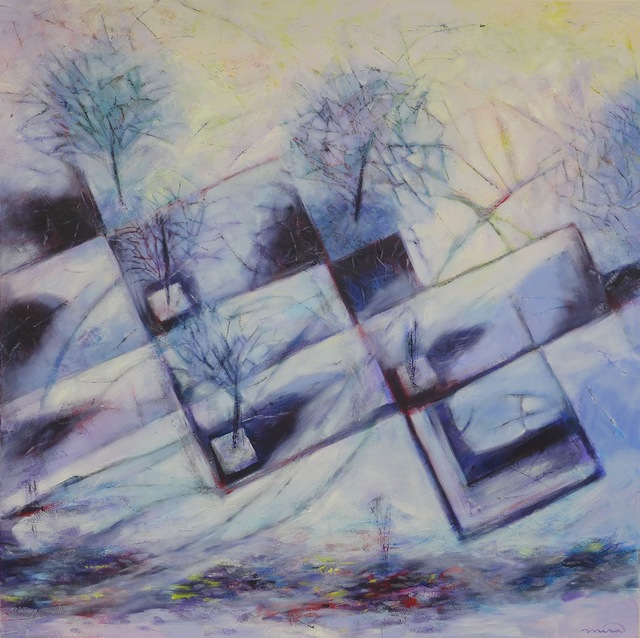 , 'Snow on Lam Park,' , Gallery Pegasus