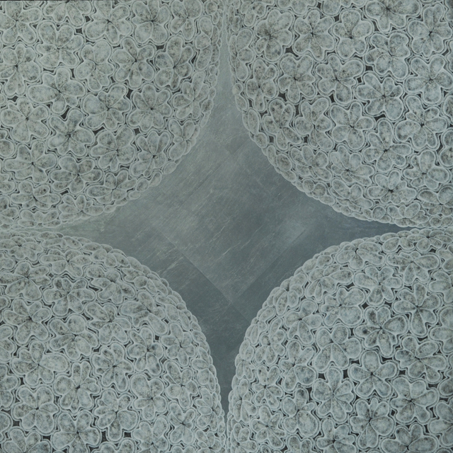 , 'Earth Square,' 2018, Bluerider ART