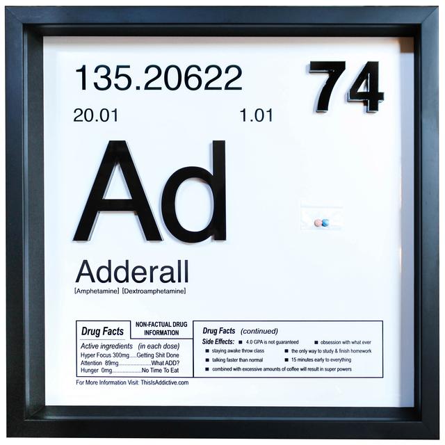 , 'ADDERALL,' 2018, Marcel Katz Art