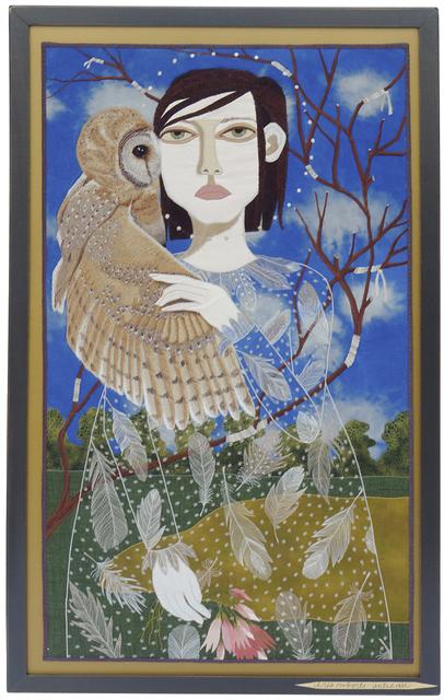 , 'Owl,' 2014, Antieau Gallery
