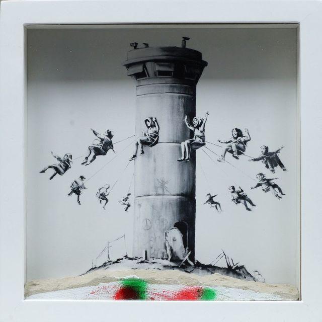Banksy, 'Walled Off Box Set', 2017, Roseberys