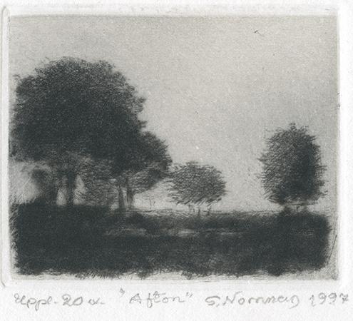 , 'Afton (Evening),' 1997, Pucker Gallery