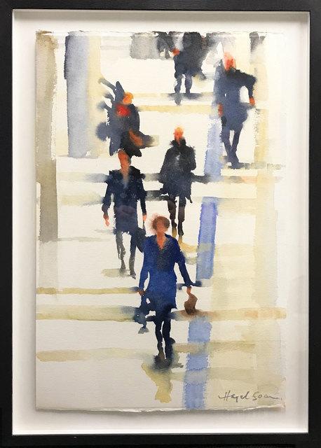 , 'Corridors of Power,' 2019, M1 Fine Art
