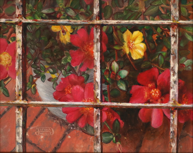 "Debra Keirce, '""Grateful""', 2019, The Galleries at Salmagundi"