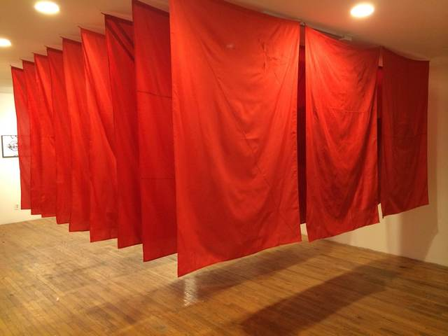 , 'Spectre of Red,' 2013, Y Gallery