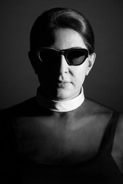 Greg Gorman, 'Marina Abramovic, Los Angeles', 2013,  29 ARTS IN PROGRESS gallery