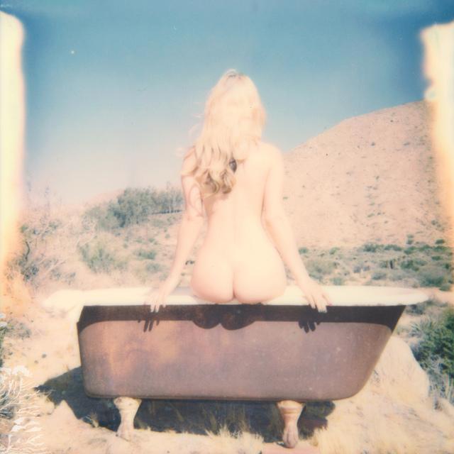 Stefanie Schneider, 'Fairy (Heavenly Falls) ', 2016, Photography, Digital C-Print based on a Polaroid, not mounted, Instantdreams