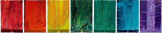 , 'Rainbow Highway 彩虹高速路,' 2015, ART LABOR Gallery