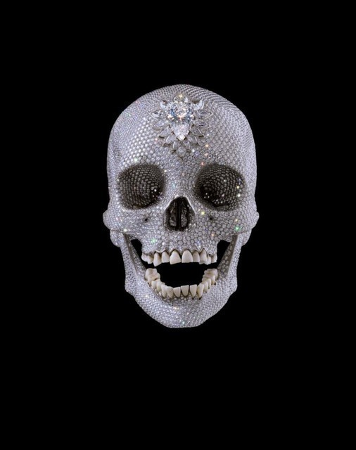 """Damien Hirst, '""""For The Love Of God""""', 2012, Moderna Gallery"""