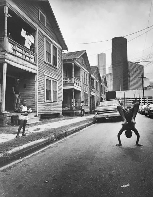 Earlie Hudnall, Jr., 'Flipping Boy', 1983, Elizabeth Houston Gallery